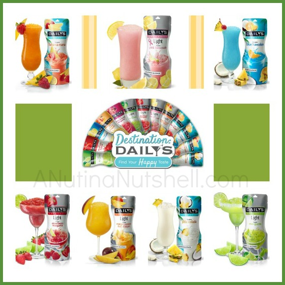 Destination Daily's -frozen cocktails