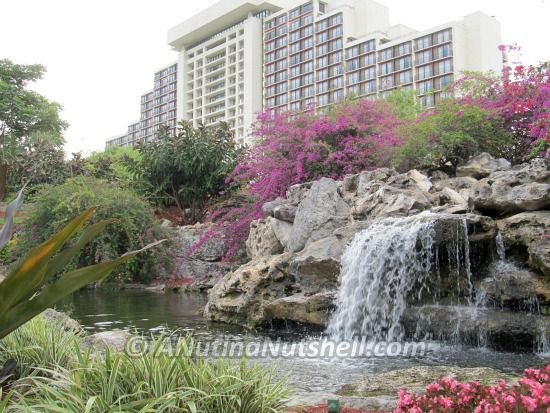 Hyatt-Regency-Grand-Cypress-Orlando-waterfalls