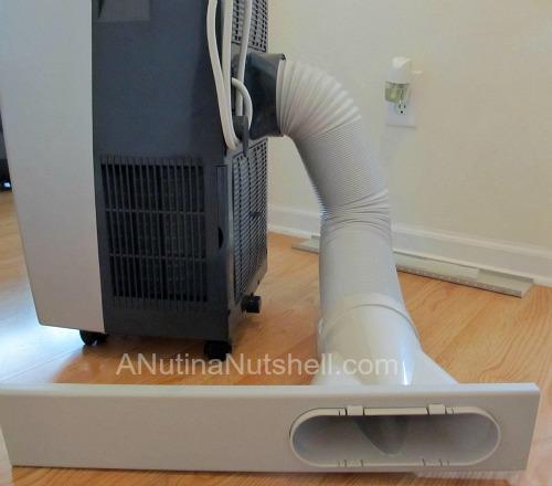 NewAir portable AC exhaust hose-window kit