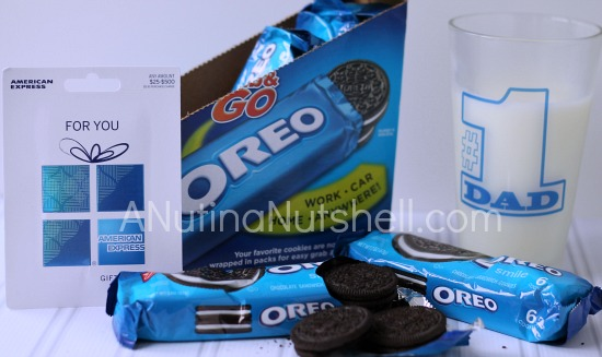 OREO Wonderfilled prize pack