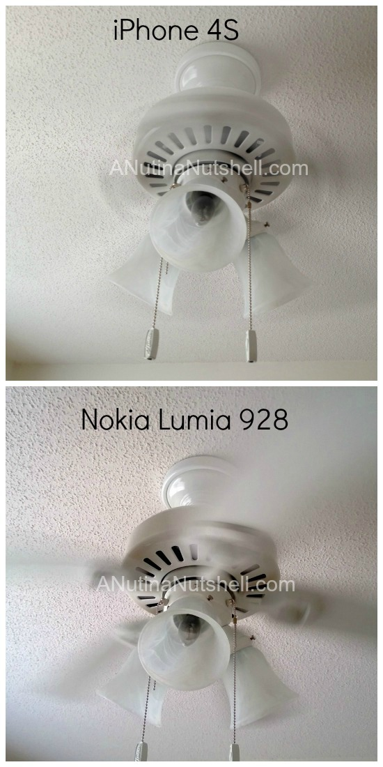photo comparison - iPhone 4s and Nokia Lumia 928