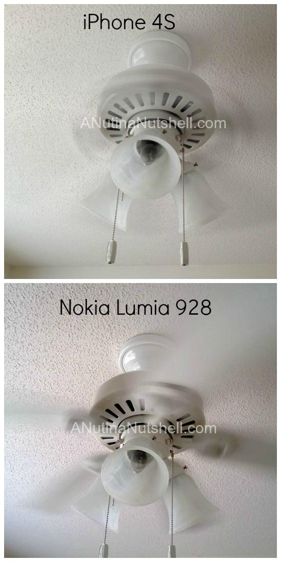 photo comparison - iPhone 4s and Nokia Lumia 928