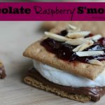 Chocolate Raspberry S'mores + Fisher Nuts Prize Pack Giveaway