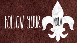 Follow Your Nola logo