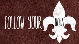 Follow Your Nola logo