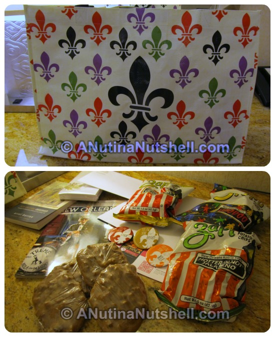 #FollowYourNola Welcome Package