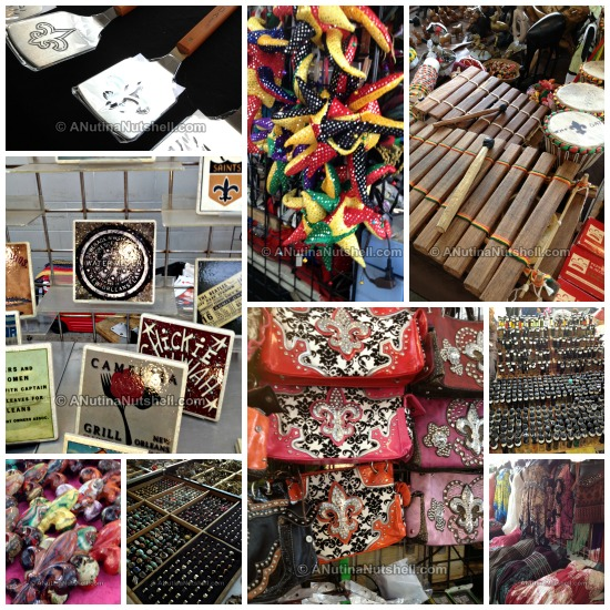 French Market-Items for sale