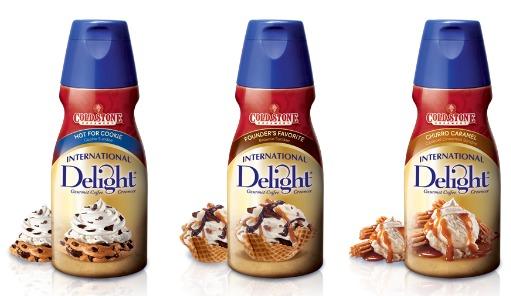 International Delight Coldstone Creamery Gourmet Creamers