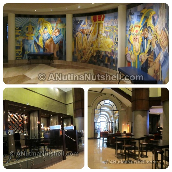 JW Marriott NOLA interior