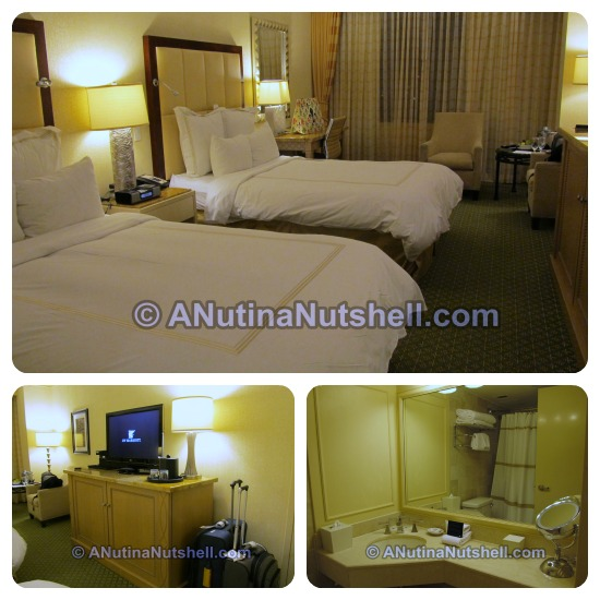 JW Marriott-guest room