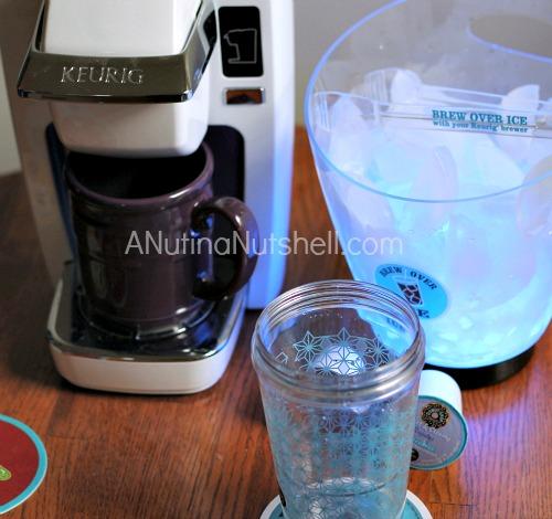 Keurig Brew Over Ice iced beverages