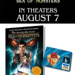 Percy Jackson: Sea of Monsters Giveaway