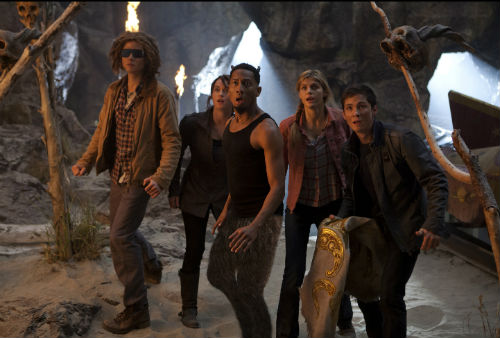 Percy Jackson movie still 1