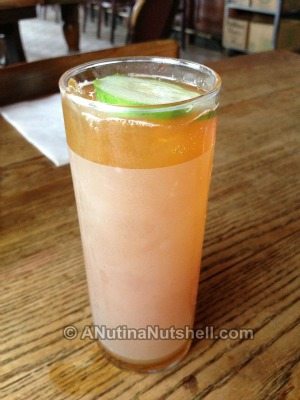 Pimm's Cup - Napoleon House - New Orleans Chartres Street