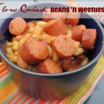 Slow-Cooked Beans 'n Weenies #99SummerDays #HebrewNational