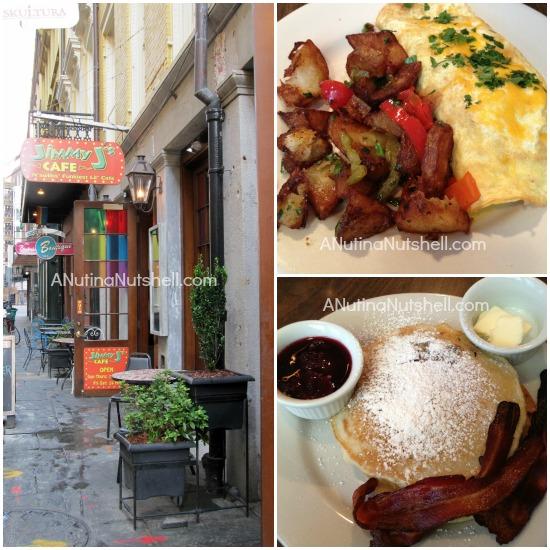 Jimmy J's Cafe New Orleans