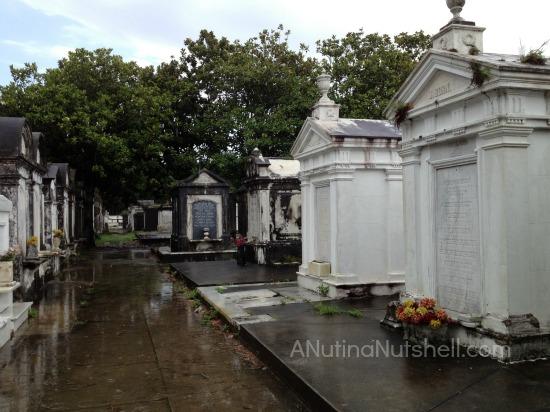 NOLA Lafayette Cemetery No. 1 tombs