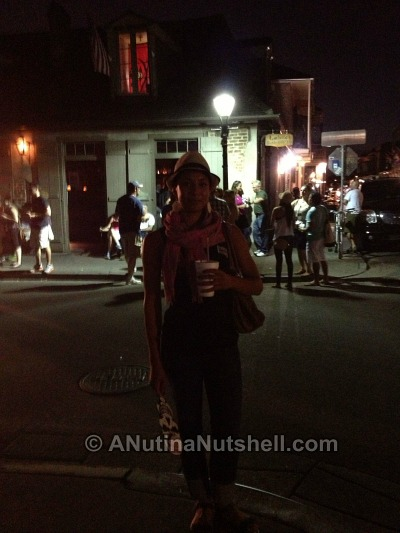 New Orleans Haunted History Tour - Lafitte's Blacksmith Shop