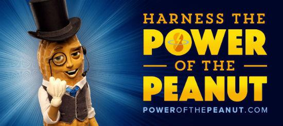 Power of the Peanut