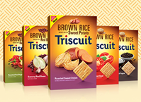 Triscuit Brown Rice - thumb