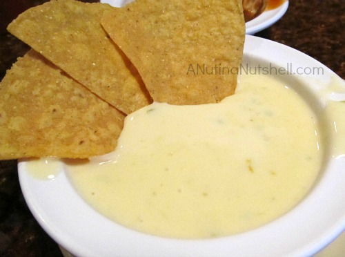 Arturo's chips and queso