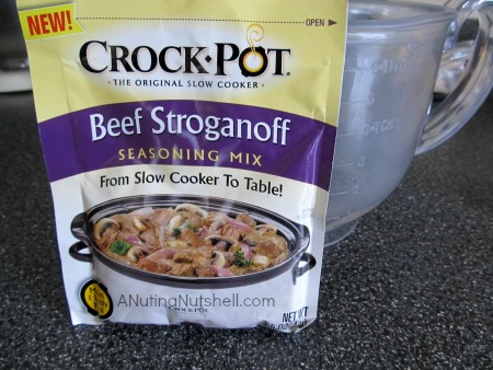 Crock Pot Seasoning Mix
