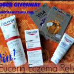 Get Eczema Relief with Eucerin + Giveaway