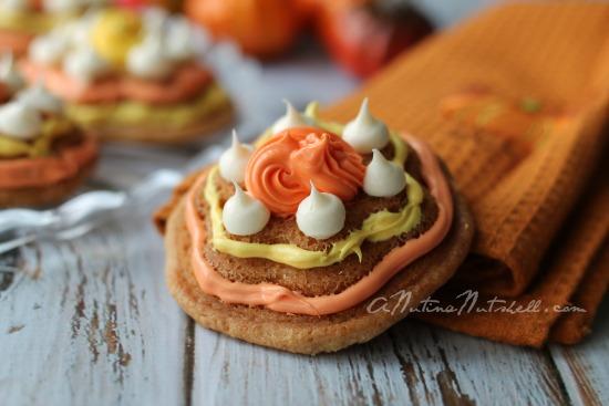 Fall molded flower cookie - novelty bakeware - Cake Boss