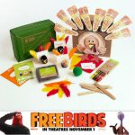 FREE BIRDS In Theaters November 1 + Gift Pack Giveaway