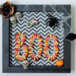 Halloween Shadow Box DIY Craft