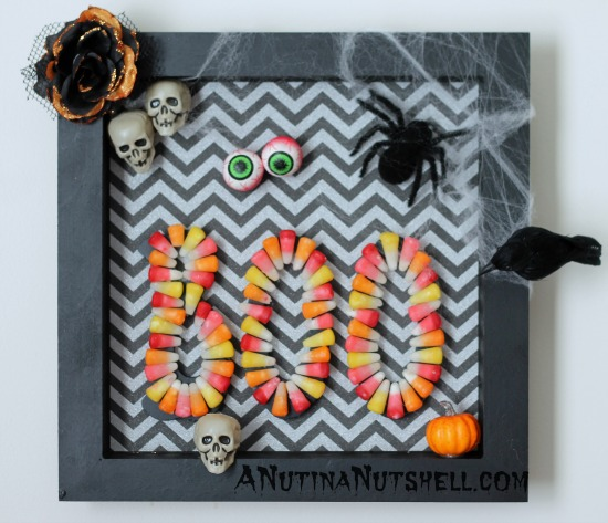 Halloween Box Art #craft