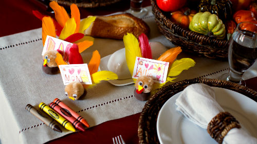 Kiwi Crate Thanksgiving Turkeys