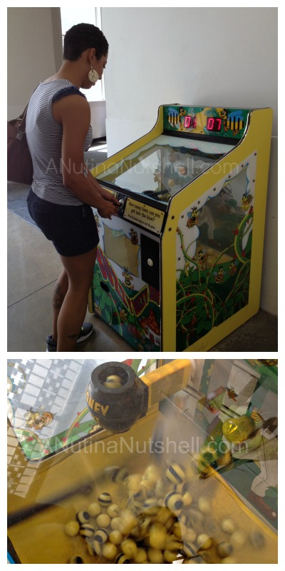 New Orleans insectarium interactive games