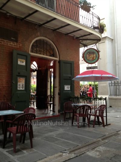 Pirate's Alley Cafe - Absinthe House