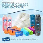 Suave Dorm Room Essentials + Giveaway