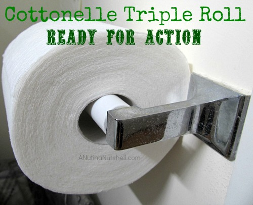 Cottonelle Triple Roll