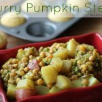Curry Pumpkin Stew