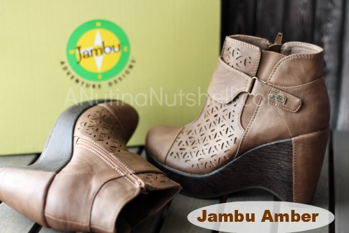 Jambu Shoes - Amber