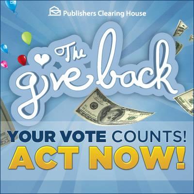 PCH Give Back