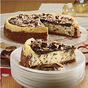 Swiss Colony Heath Toffee Chunk Cheesecake