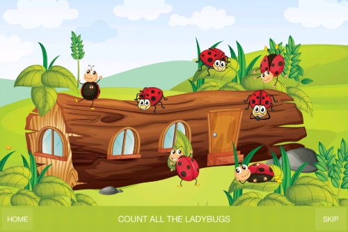 GS Preschool Games-Count the Objects