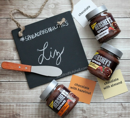 Hershey's Spread Possibilities