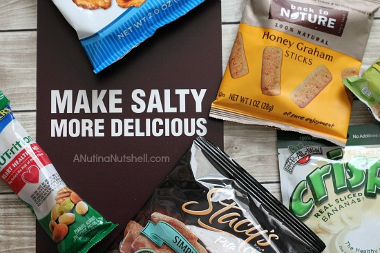 Hershey's Spread Possibilities - Make Salty More Delicious