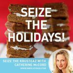 Krusteaz Virtual Holiday Baking Event TODAY!  #KrusteazHolidays