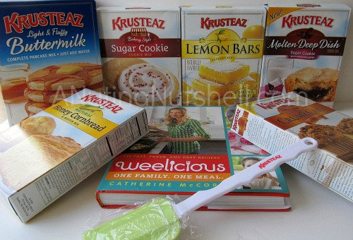 Krusteaz virtual holiday baking event party