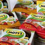 Mott's Snack & Go Snack Ideas