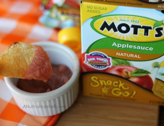 Mott's Snack & Go snack idea - 3