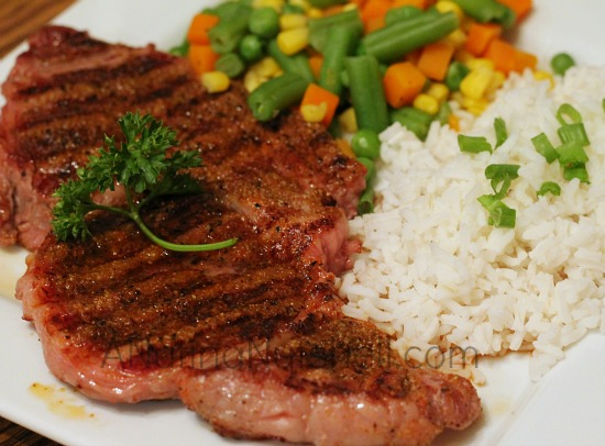 Nolan Ryan Beef - Ribeye Steak 10 oz