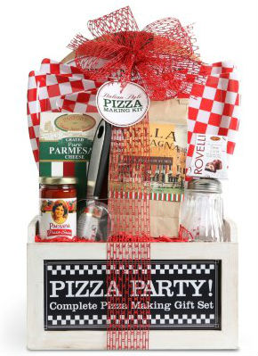 Pizza Party gift basket - Sam's Club