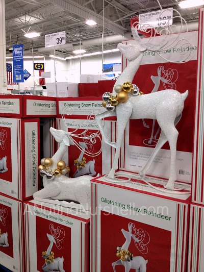 Sam's Club Christmas decorations